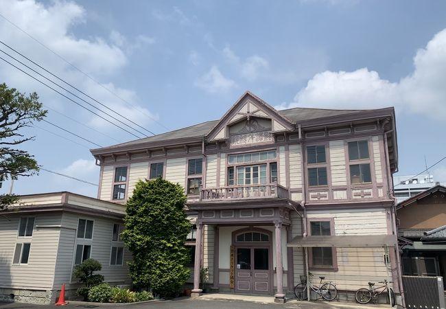 影澤医院跡