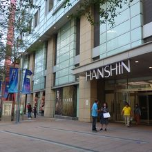 漢神巨蛋購物広場