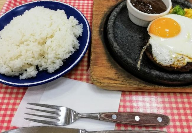 石焼きハンバーグ はんばーぐきっず 千葉新浦安店
