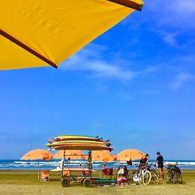 サントスビーチ