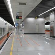 台湾新幹線の始発駅