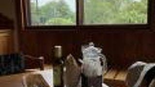 清泉寮本館レストラン