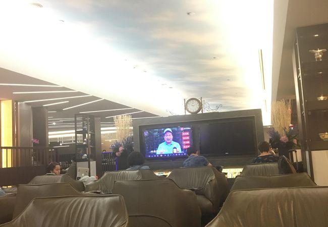 エバー航空ラウンジ (台湾桃園空港)