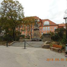 カレル広場