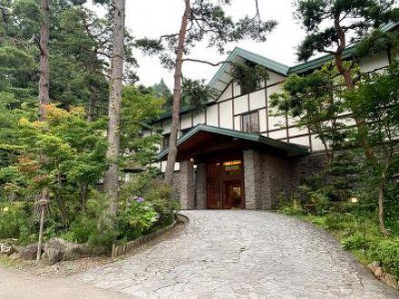 上林ホテル 仙壽閣 写真