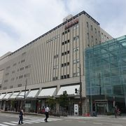 大和富山店が核店舗