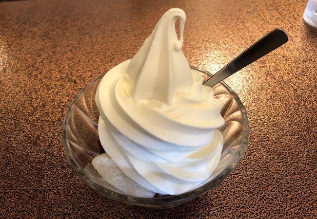 小樽に行ったら食べたいクリームぜんざい