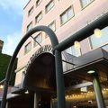 観光に立地の良いホテル