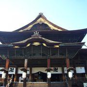 長野を代表する観光地