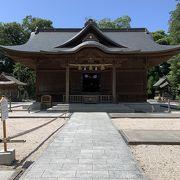 松江城二の丸にある!