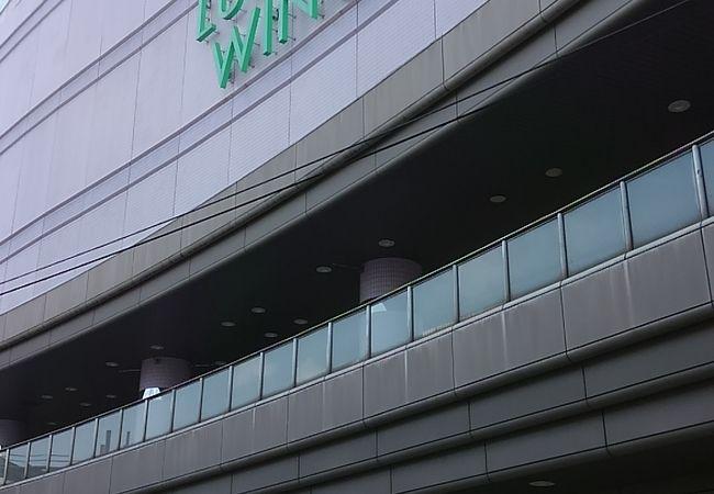 大船駅の駅ビル