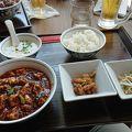 有名な麻婆豆腐のお店