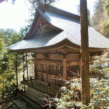 榛名神社 神幸殿