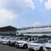 大邱国際空港 (TAE)