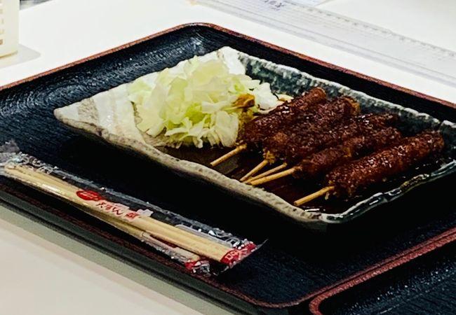 名古屋名物 みそかつ 矢場とん NEOPASA岡崎店