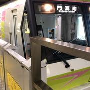 西長堀駅→心斎橋駅
