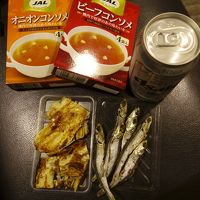 成田空港国内線 JALサクララウンジ
