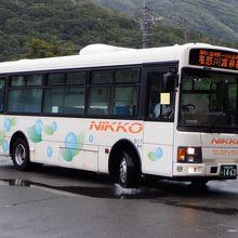 路線バス (日光交通)