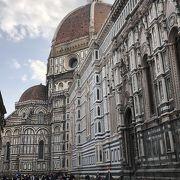 フィレンツェのシンボル的な存在