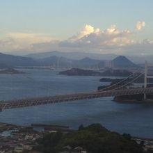 美しい瀬戸大橋