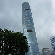 國際金融中心二期
