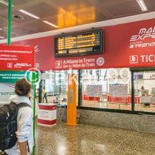 マルペンサ空港駅