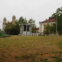 ヴルフリツキ公園広場