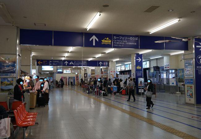 大混雑で新潟駅から1時間以上かかりました・・・