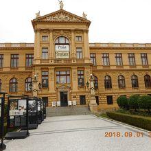 プラハ市博物館