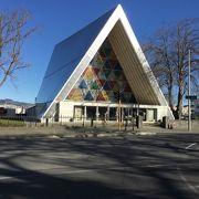美しい仮設の教会