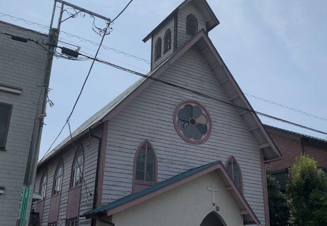 日本キリスト教団 佐野教会