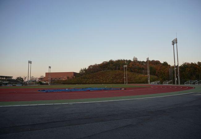 名張市中央運動公園
