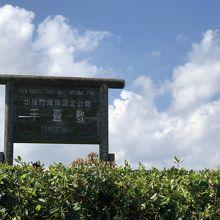 千畳敷高原キャンプ場