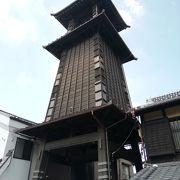 小江戸シンボルタワー時の鐘