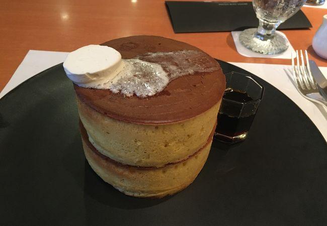 菅総理と言えば、こちらのパンケーキ
