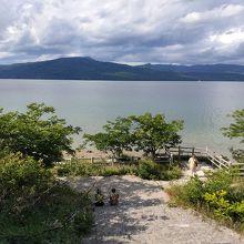 阿寒湖自然探勝路