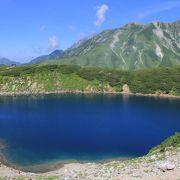 美しい池です