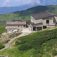 日本最高所の温泉です