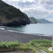 青海島海水浴場