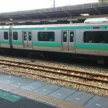 JR成田線
