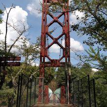 とっくり吊橋