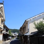 重要・伝統的建造物群の保存地区