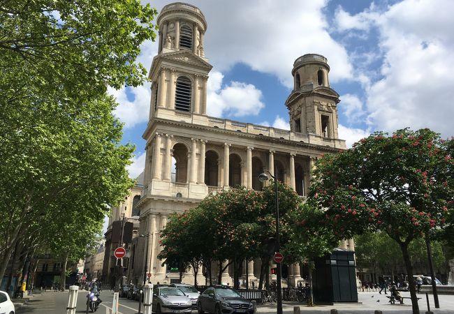 サン シュルピス教会