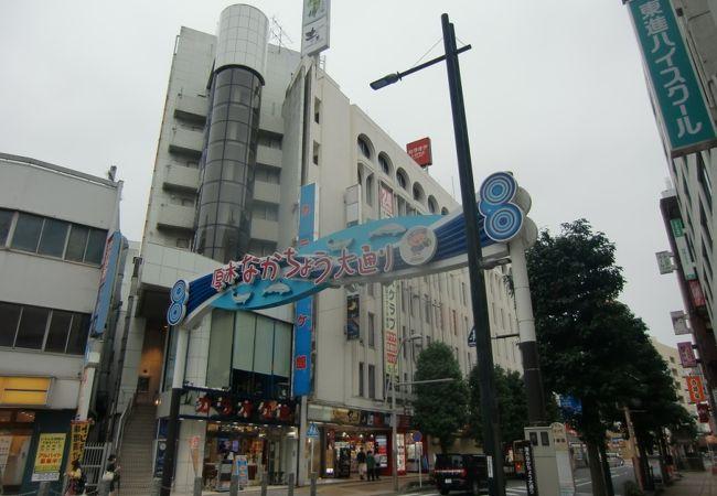 厚木中央通り (中央通り名店街)
