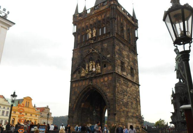 旧市街橋塔