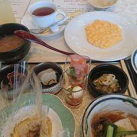 最高の京朝食