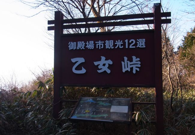 乙女峠 (神奈川県)