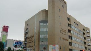 厚木市中央図書館