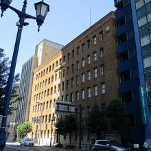 ルポンドシエルビル (大林組旧本店ビル)