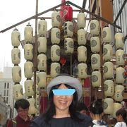 京都の三大祭りの1つ